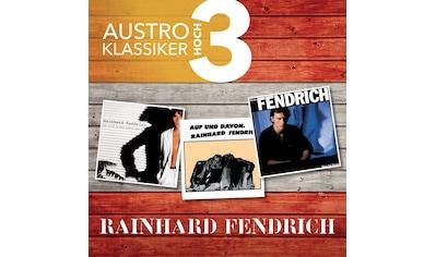 Musik-CD »Austro Klassiker Hoch 3 / Fendrich,Rainhard« kaufen