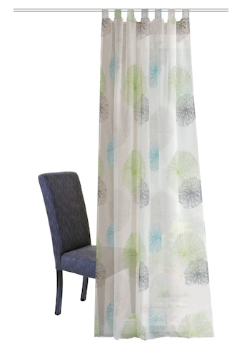 Vorhang, »ADELE«, HOME WOHNIDEEN, Schlaufen 1 Stück kaufen