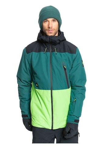 Quiksilver Snowboardjacke »Sycamore« kaufen