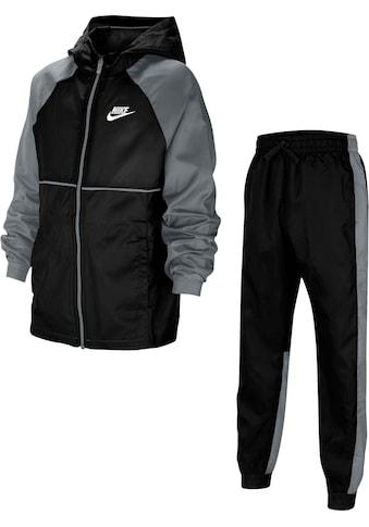 Nike Sportswear Trainingsanzug »WOVEN TRACK SUIT«, (Set, 2 tlg.) kaufen