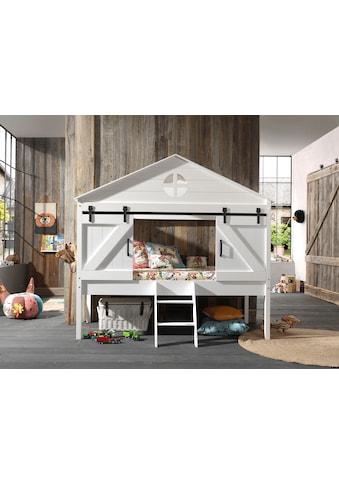 Vipack Hausbett »Barnie« kaufen