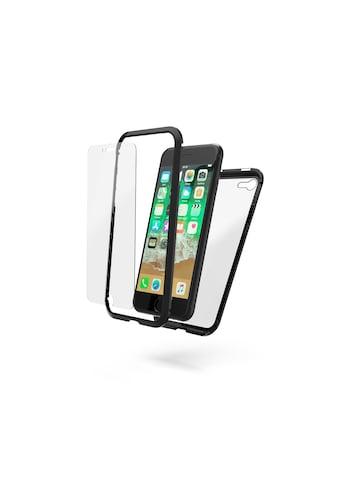 Hama Smartphone-Hülle »Hülle Schwarz/Transparent«, iPhone 7/8 Plus,... kaufen