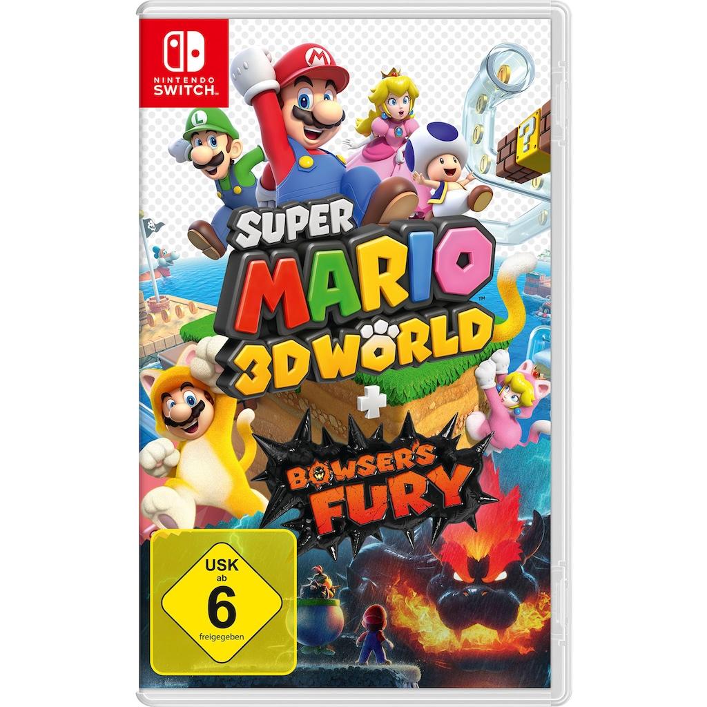 Nintendo Switch Spiel »Super Mario 3D World + Bowser's Fury«, Nintendo Switch