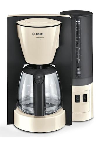 BOSCH Filterkaffeemaschine »ComfortLine TKA6A047«, Papierfilter, 1x4 kaufen