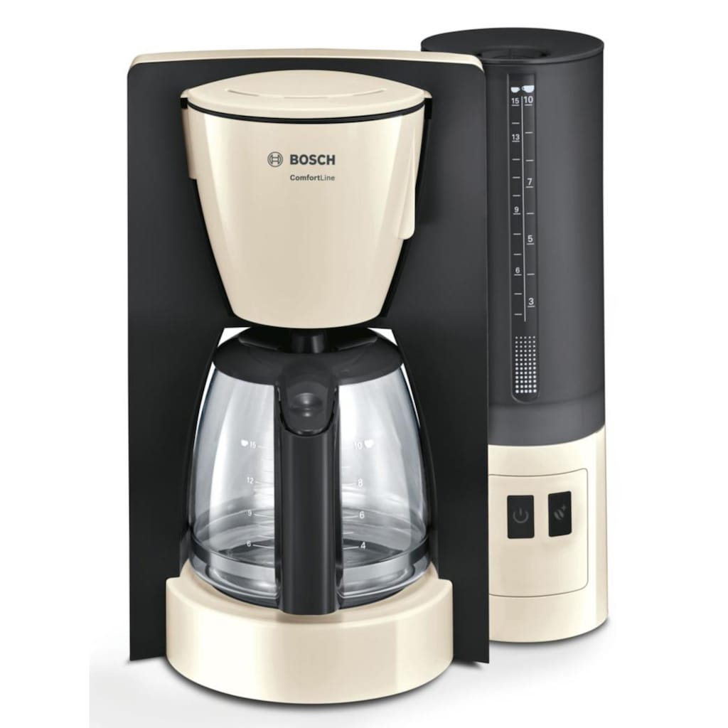 BOSCH Filterkaffeemaschine »ComfortLine TKA6A047«, Papierfilter, 1x4