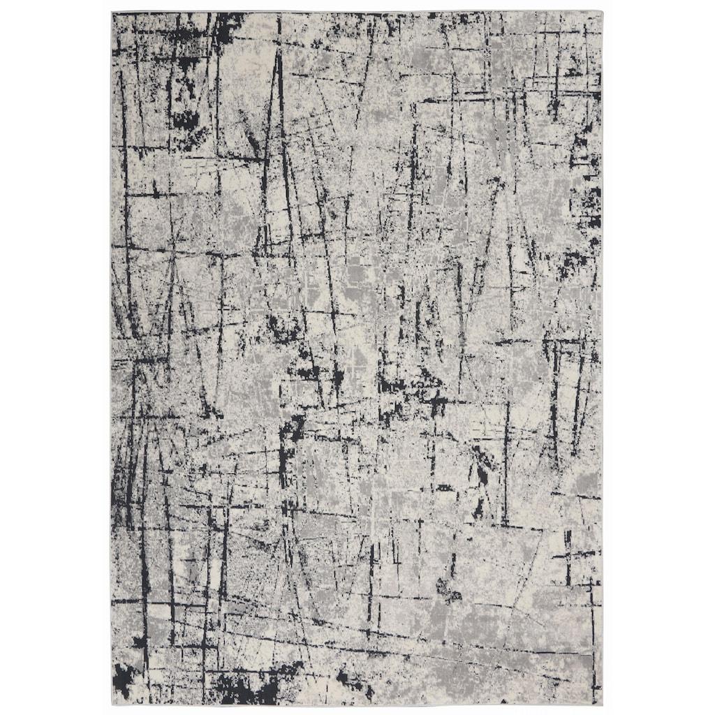 Calvin Klein Teppich »Vapor CK972«, rechteckig, 7 mm Höhe, Wohnzimmer