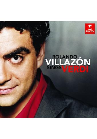 Musik-CD »Rolando Villazon Singt Verdi / Villazon,Rolando/Various« kaufen
