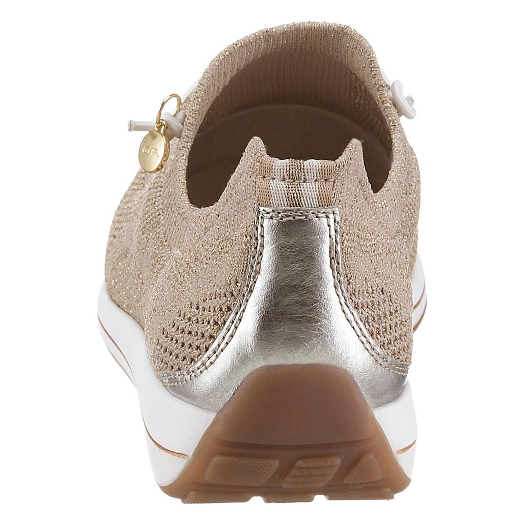 Ara Slip-On Sneaker »Osaka«, mit dehnbarem Einstieg