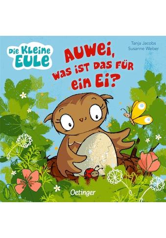 Buch »Die kleine Eule / Susanne Weber, Tanja Jacobs« kaufen