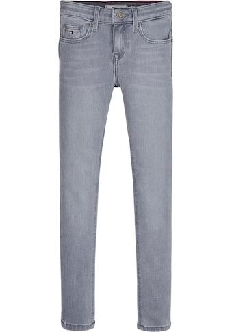 TOMMY HILFIGER Stretch - Jeans »NORA SUPER SKINNY DYNDGBST« kaufen