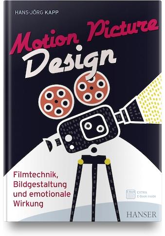 Buch »Motion Picture Design / Hans-Jörg Kapp« kaufen
