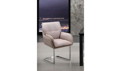 """Places of Style Esszimmerstuhl """"Durham"""", 2er - Set, Sitz und Rücken gepolstert kaufen"""