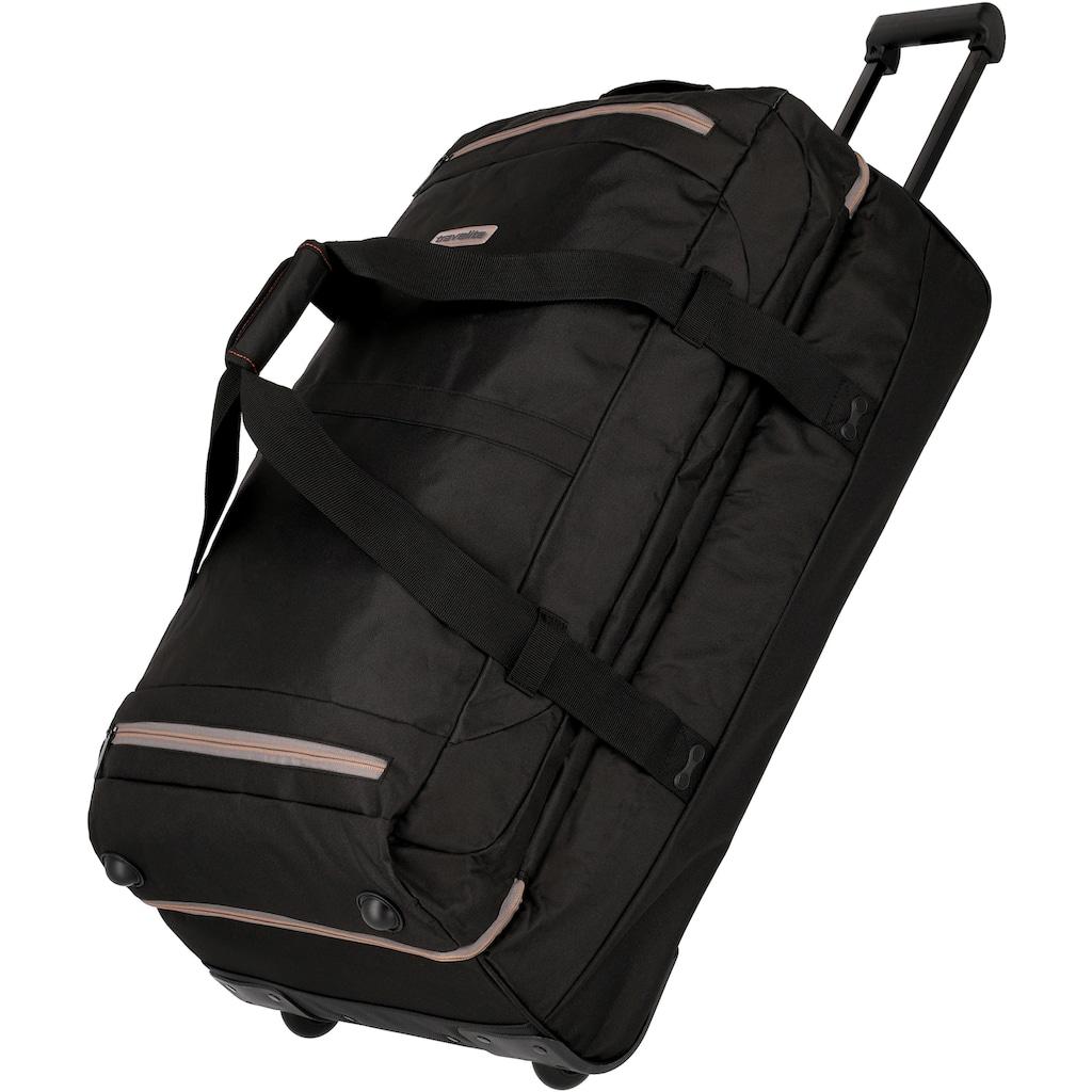 travelite Reisetasche »Basics«, mit 2 Rollen