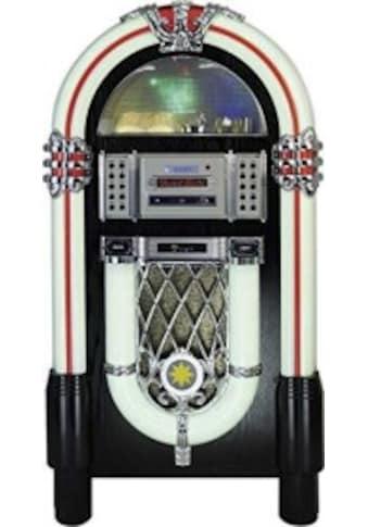 Silva Schneider Retro-Radio »Jukebox 250«, (Bluetooth UKW mit RDS 40 W) kaufen