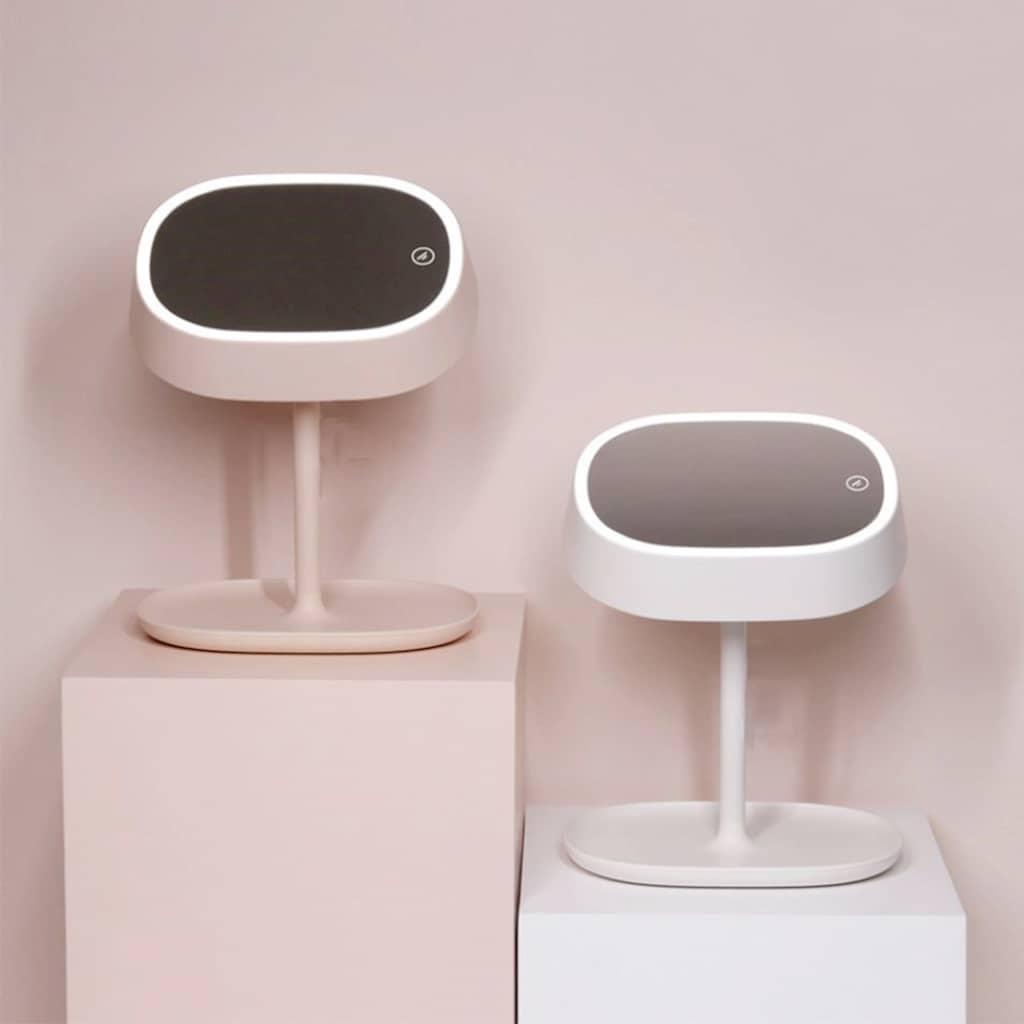 AILORIA Kosmetikspiegel »BEAUTE«, (1 St.), Lampe mit LED-Spiegel (USB)