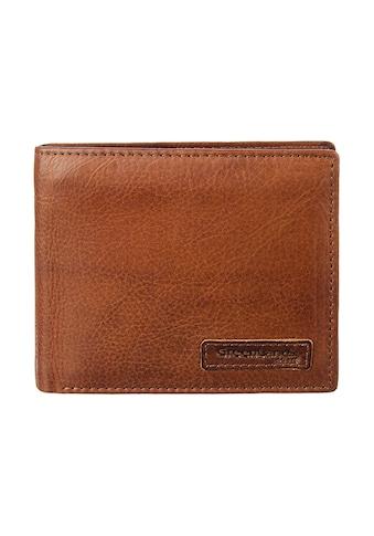GreenLand Nature Geldbörse »Soft&Safe«, aus hochwertigem Leder kaufen