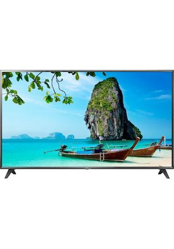 LG 75UN71006LC LED - Fernseher (189 cm / (75 Zoll), 4K Ultra HD, Smart - TV kaufen