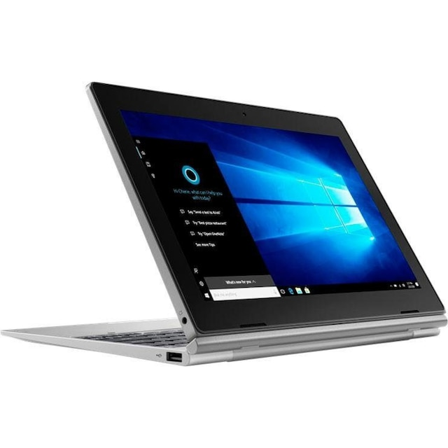 Lenovo IdeaPad D330 - 81H300B9GE Convertible Notebook (25,65 cm / 10,1 Zoll, Intel,Celeron, - GB HDD, - GB SSD)