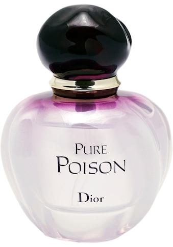 Dior Eau de Parfum »Pure Poison« kaufen