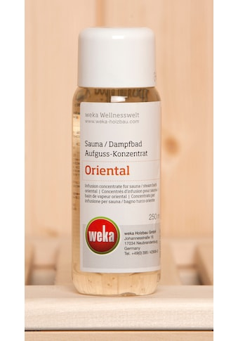weka Aufgusskonzentrat »Oriental«, 250 ml kaufen