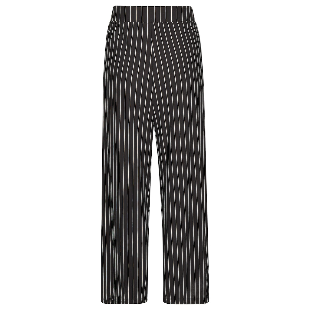 VIA APPIA DUE Modische Hose mit Streifen