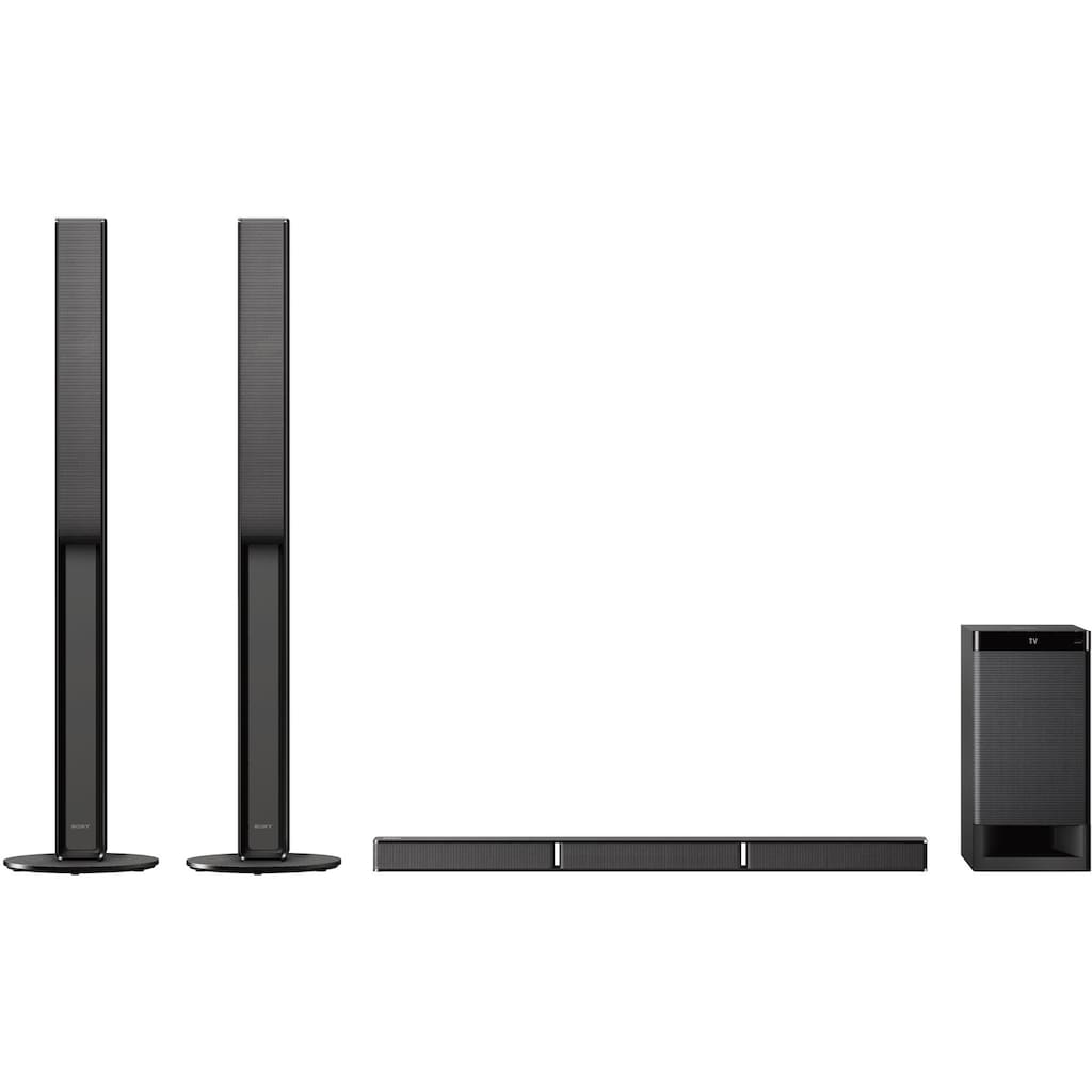 Sony »HT-RT4« Soundbar (Bluetooth, NFC, 600 Watt)