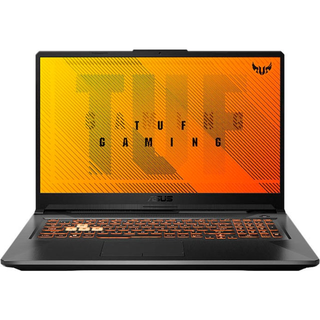 Asus TUF GAMING A17 FA706II-H7070T Notebook (17,3 Zoll, AMD,Ryzen 5, 1000 GB SSD)