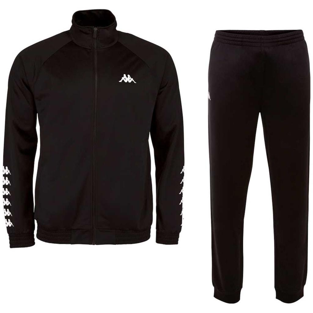 Kappa Trainingsanzug »TILL«, mit kontraststarken Logoprints