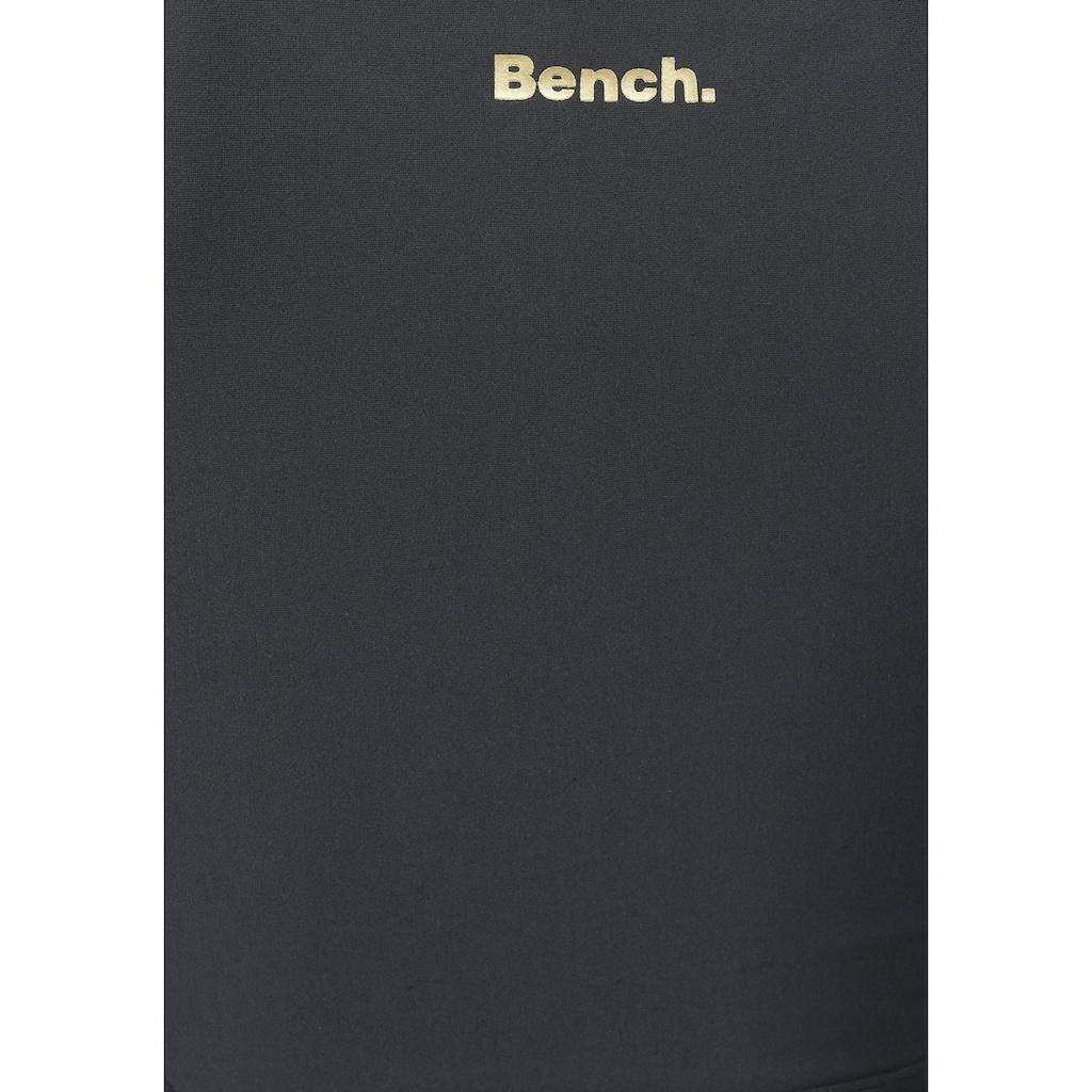 Bench. Crop-Top, mit Doppelträger