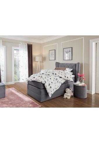 Guido Maria Kretschmer Home&Living Boxspringbett »Westpoort«, inkl. Bettkasten kaufen