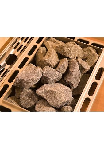 WEKA Saunasteine »Diabas«, 12 kg kaufen