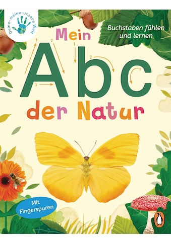 Buch »Deine-meine-unsere Welt - Mein Abc der Natur / Nicola Edwards, Thomas Elliott,... kaufen
