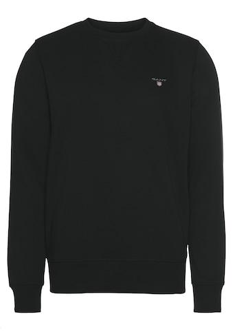 Gant Sweatshirt »Original C - Neck Sweat« kaufen