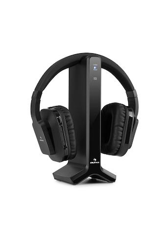 Auna Funk - Kopfhörer 20m 2,4GHz TV/HiFi/CD/MP3 Akku »Silencium« kaufen