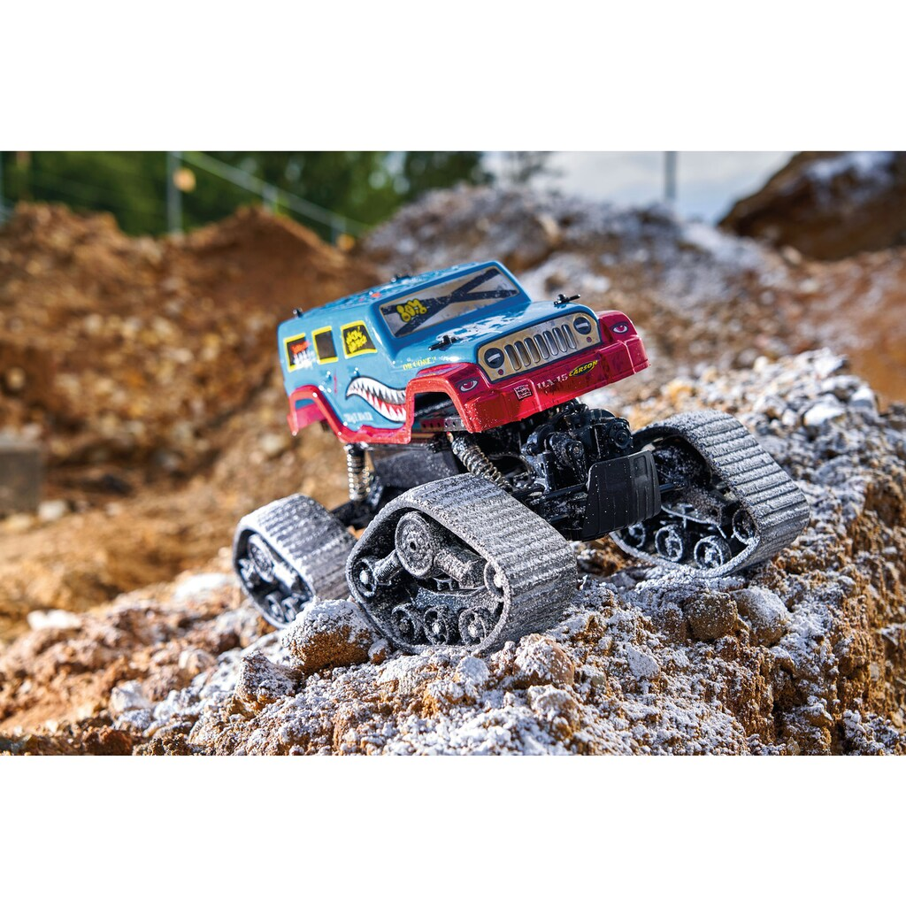 CARSON RC-Truck »Track Racer, 1:10, RTR«