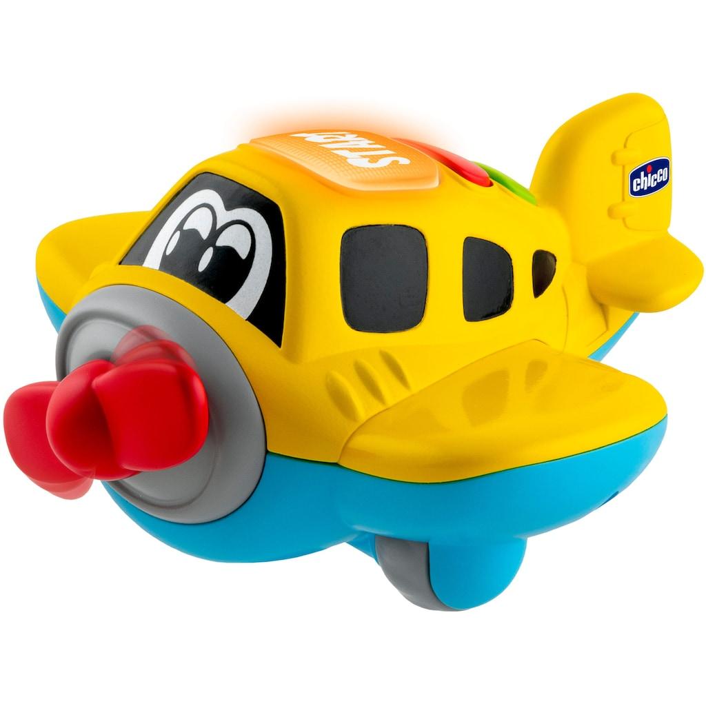 Chicco Lernspielzeug »Abenteuer Airline, Mein 1. Codieren«