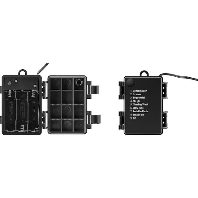 Goobay 24er LED-Lichterkette »inkl. 8 Funktionen«