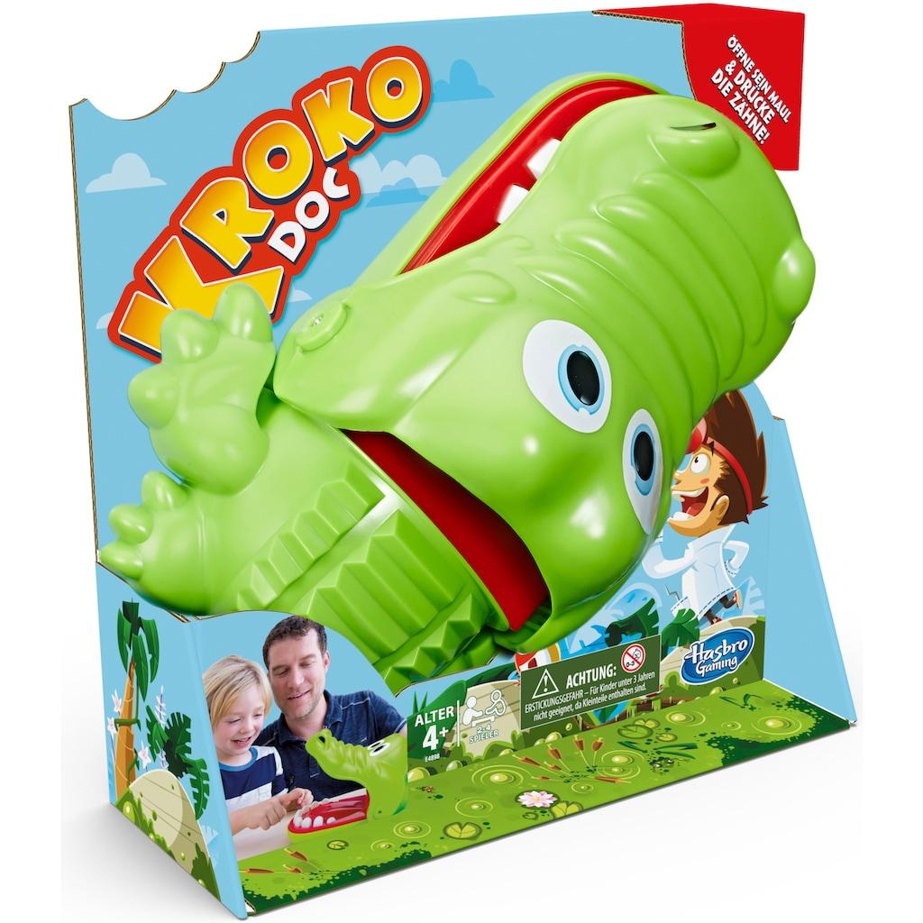 Hasbro Spiel »Kroko Doc«