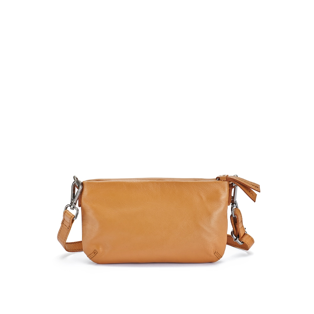 LASCANA Umhängetasche, Handtasche aus Leder