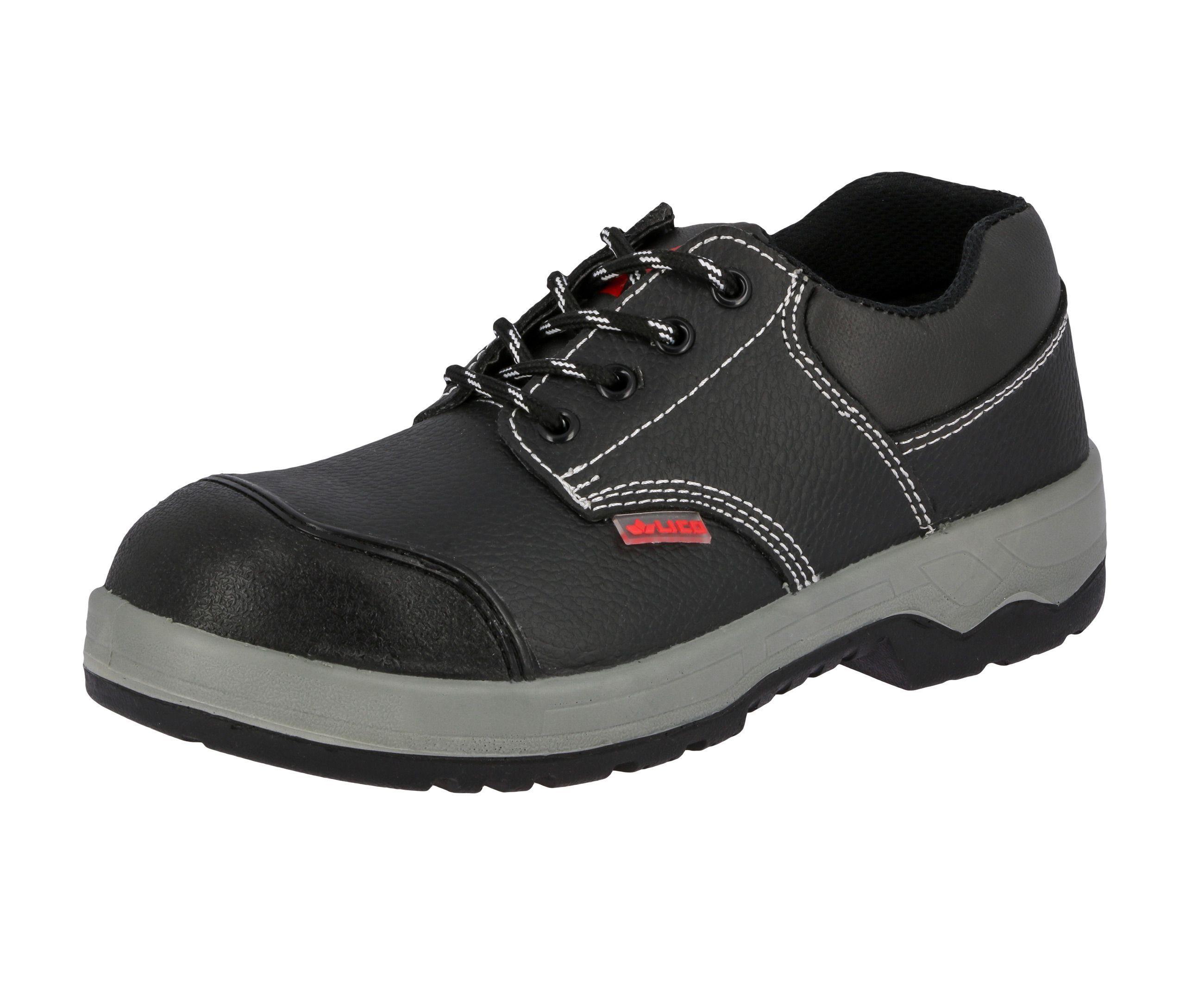 Lico Sicherheitsschuh Sicherheitsschuhe Worker Low Herrenmode/Schuhe/Komfortschuhe/Schnürschuhe
