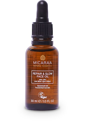 "MICARAA NATURAL COSMETICS Gesichtsöl ""Repair & Glow Anti - Blue Light Filter"" kaufen"