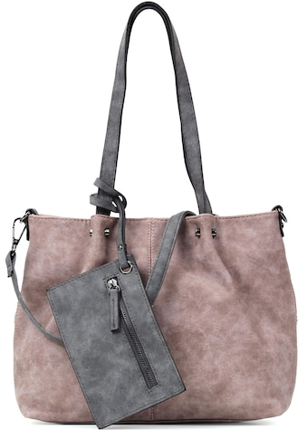 EMILY & NOAH Shopper »Bag in Bag Surprise« kaufen