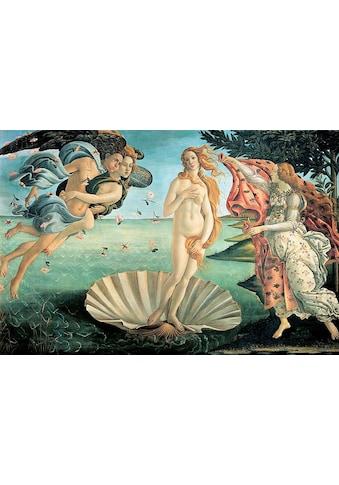 DELAVITA Kunstdruck »BOTTICELLI / Die Geburt der Venus«, (1 St.) kaufen