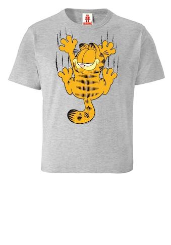 LOGOSHIRT T-Shirt »Garfield«, mit witzigem Print kaufen