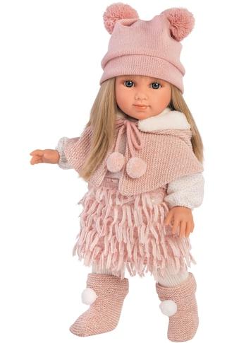 Llorens Babypuppe »Elena blond, 35 cm«, Made in Europe kaufen