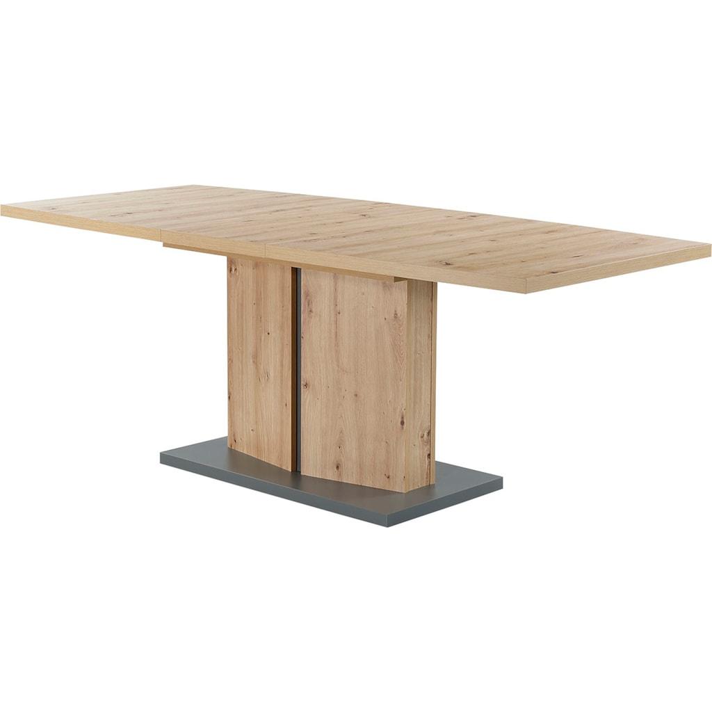 Jockenhöfer Gruppe Esstisch, Auszugsfunktion 160-200 cm