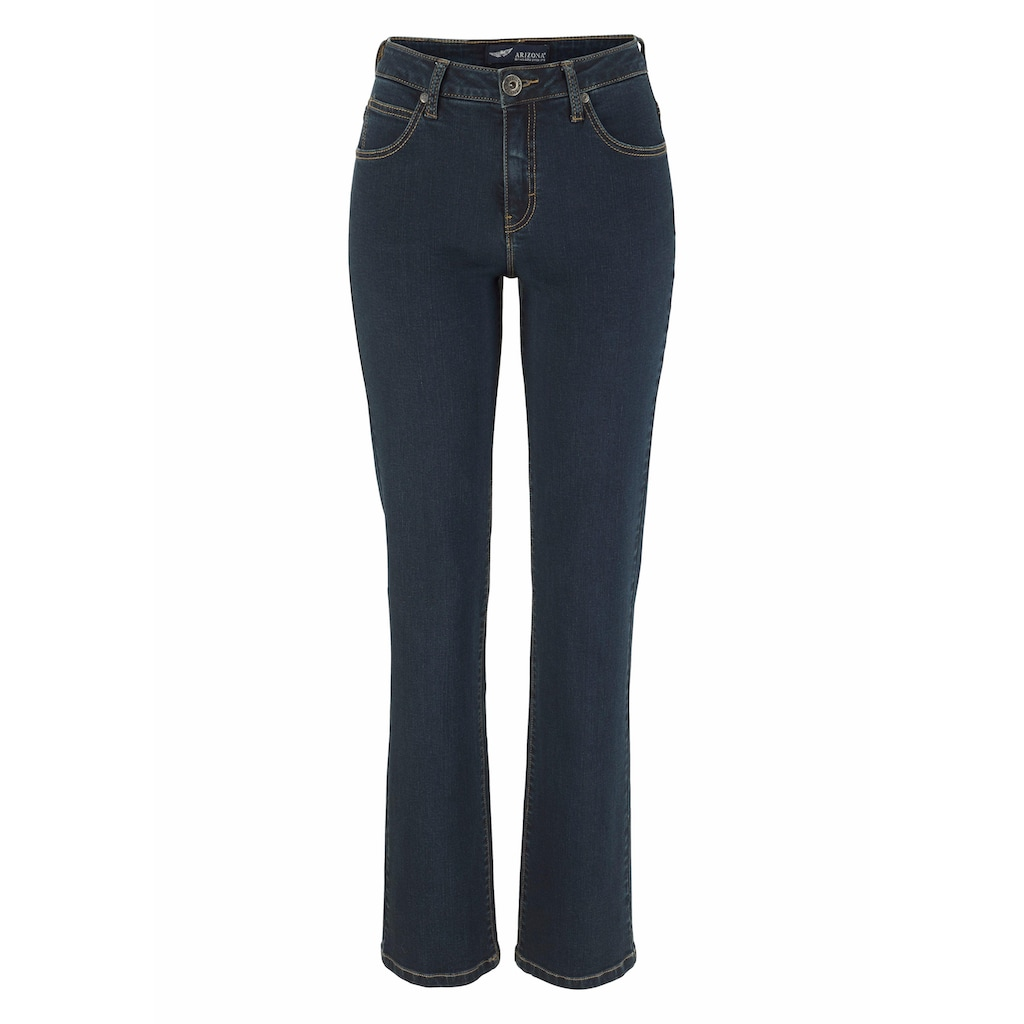Arizona Gerade Jeans »Curve-Collection«, Shaping