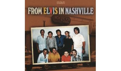 Musik-CD »From Elvis In Nashville / Presley,Elvis« kaufen