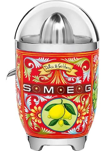 DOLCE & GABBANA Sicily is my Love Zitruspresse CJF01DGEU Sonderedition, 70 Watt kaufen
