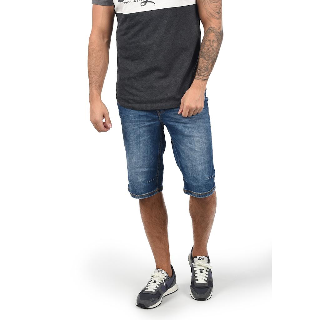 Blend Jeansshorts »20709852«, kurze Jeanshose